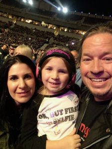 Steve Lichtman ZZTop With Family